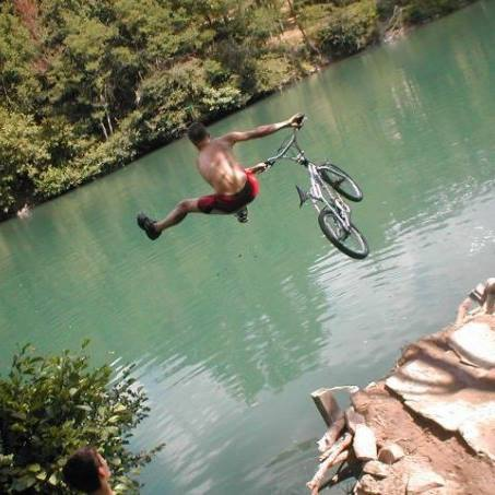 Water Jump
