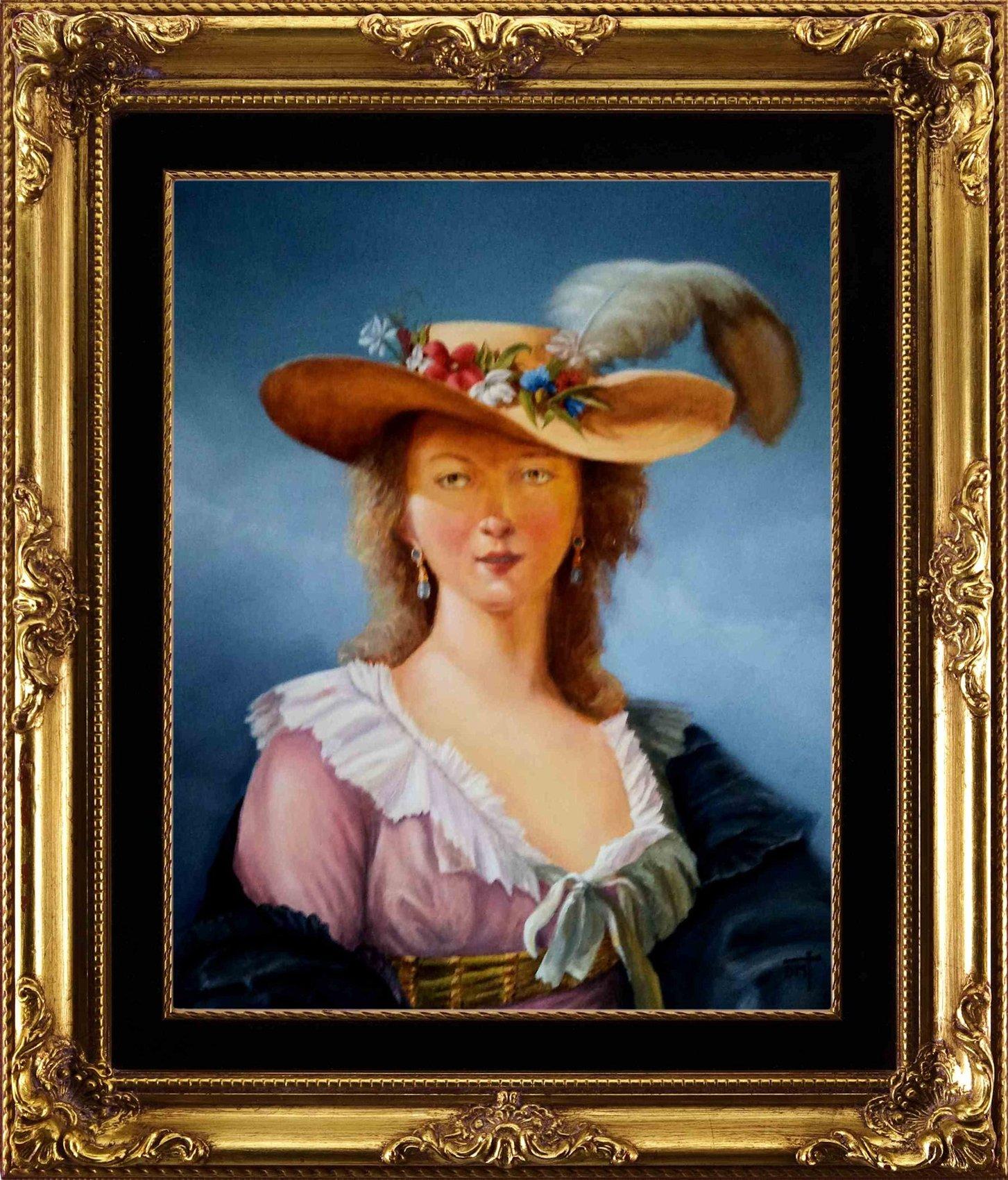 Hommage à Mme Elisabeth Louise Vigée-Lebrun N°143