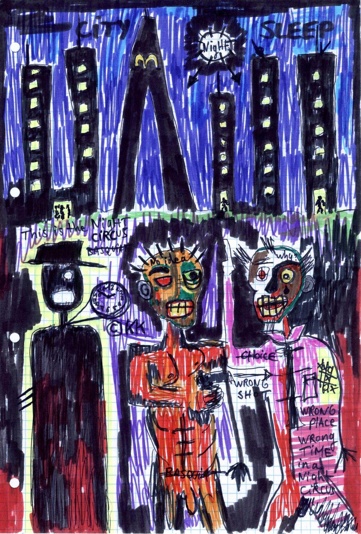 """Night Circus"""