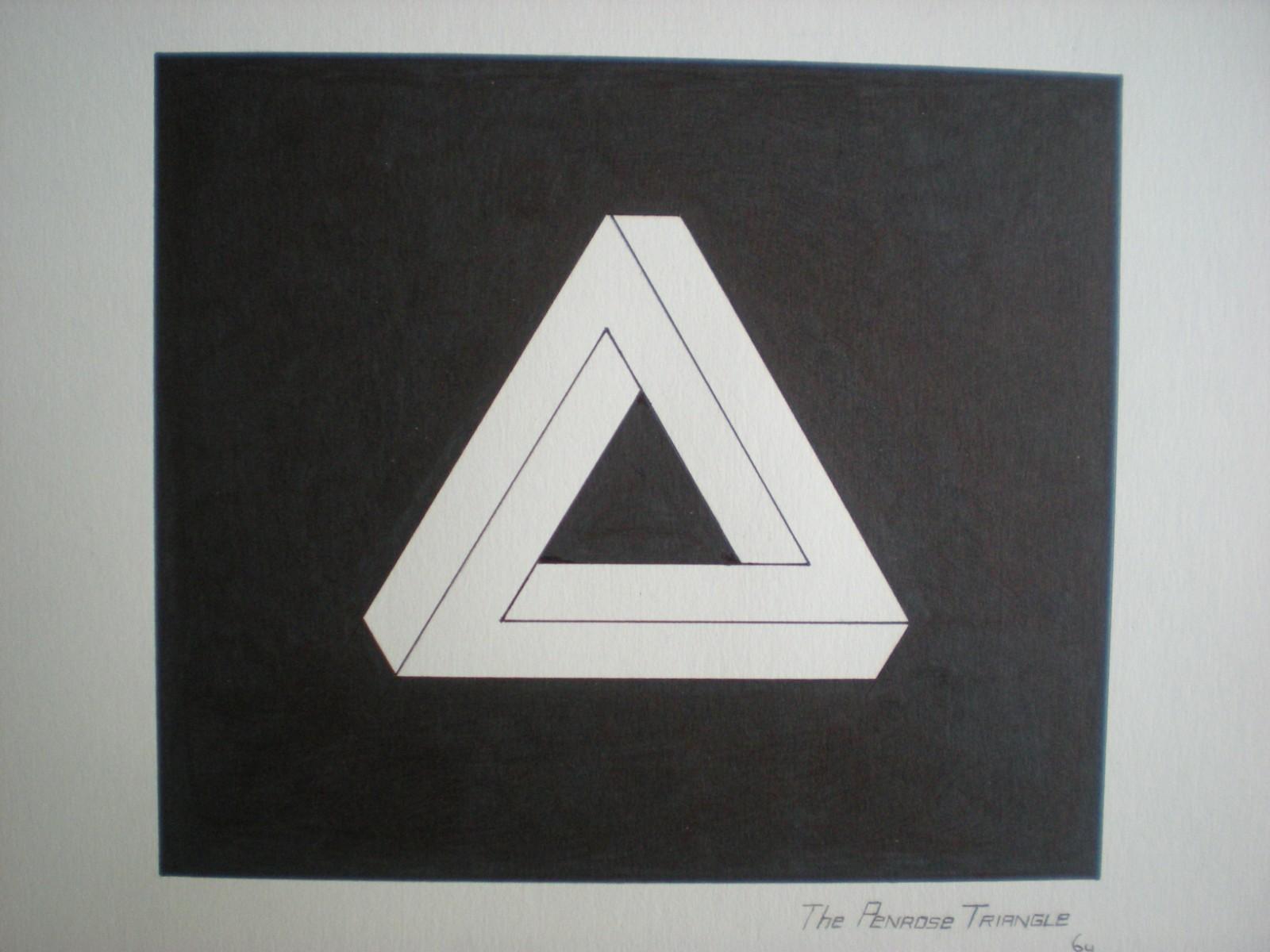 The Penrose's Triangle