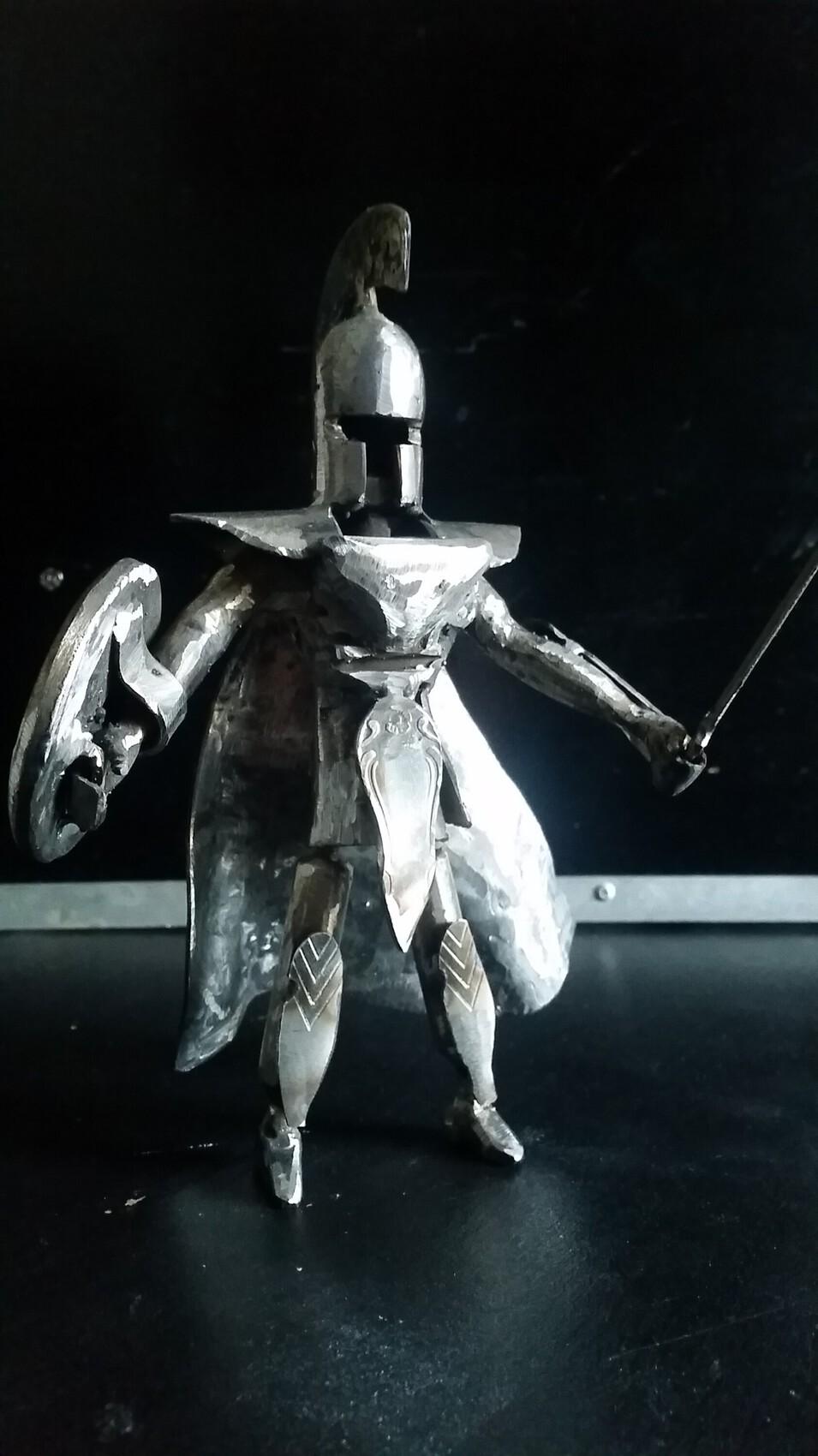 Gladiateur fantôme