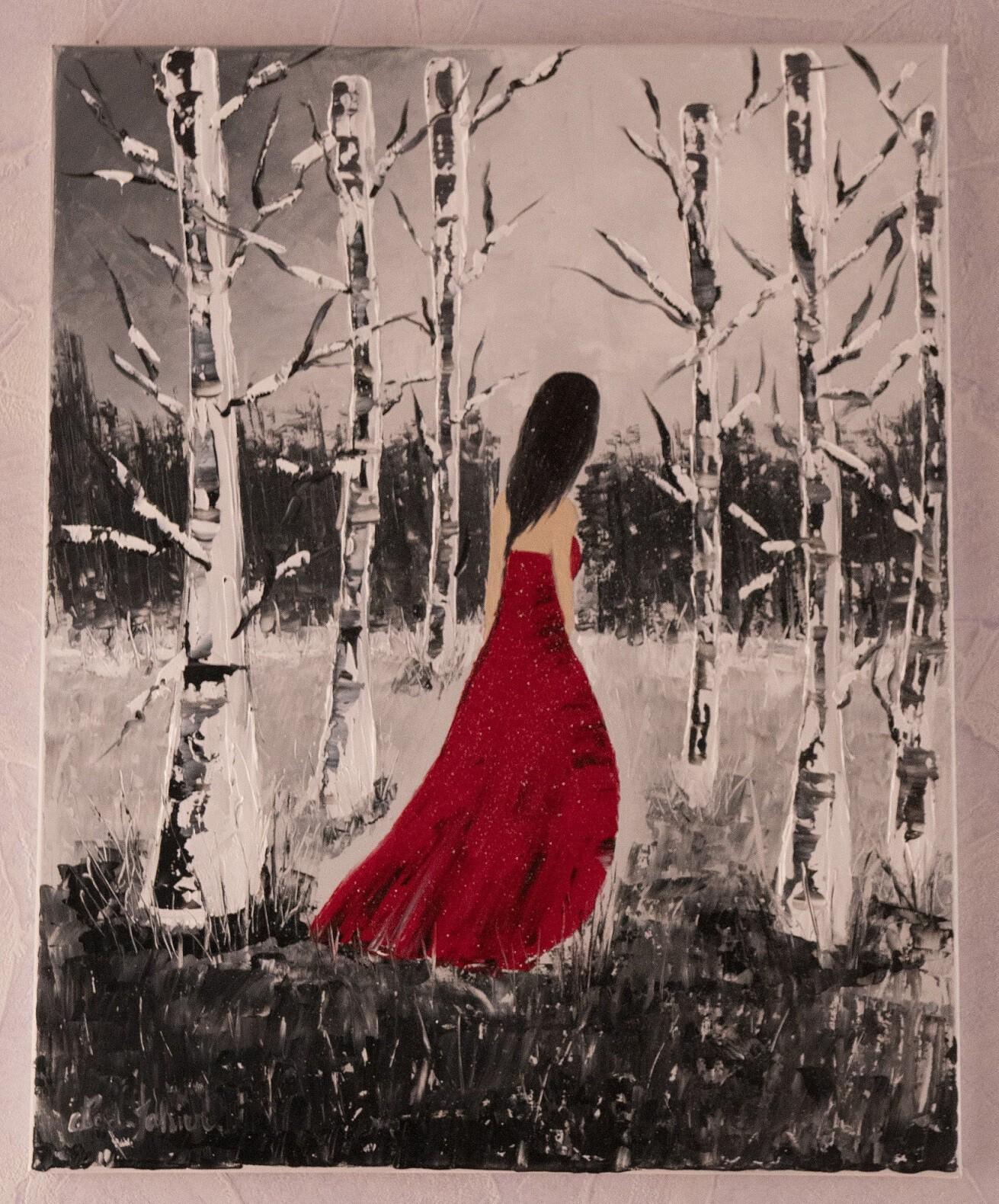 La dame des bois