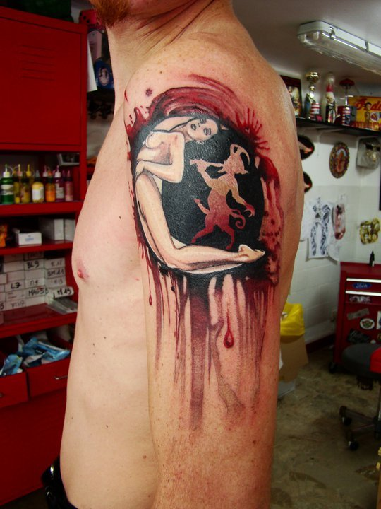blood and ink 2