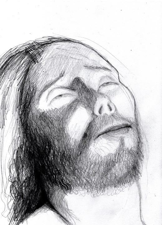 Dessin La Passion Du Christ