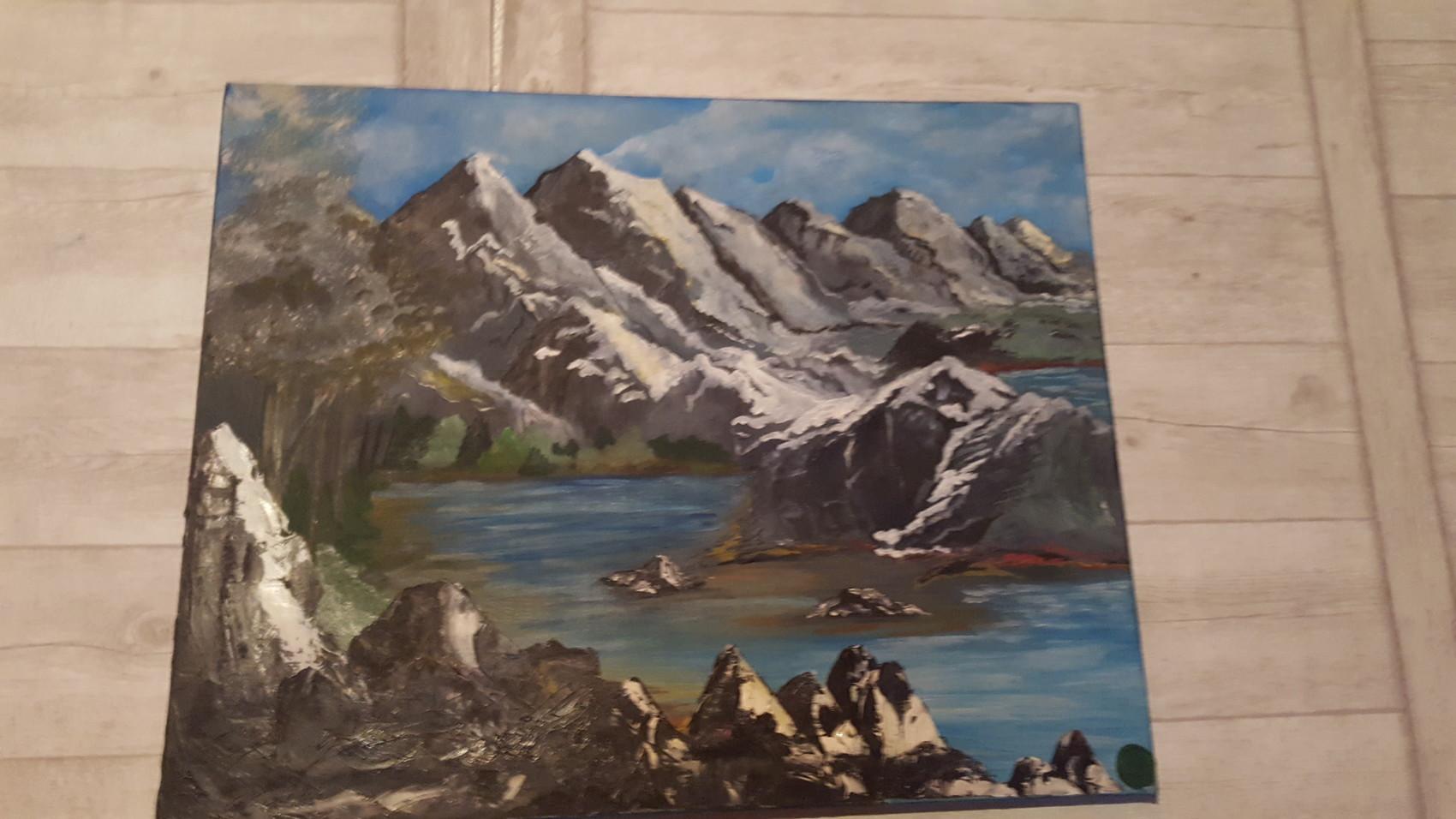 envie de montagne