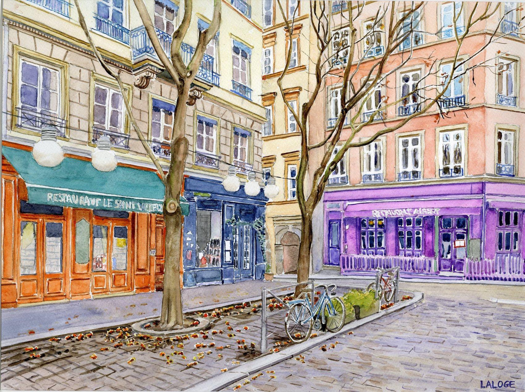 2017-18 - Lyon Place Fernand Rey