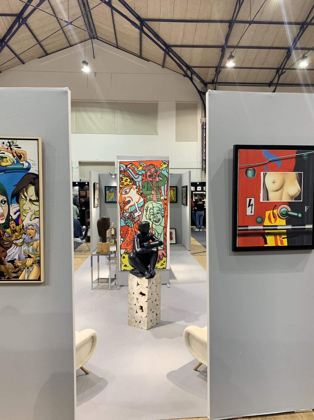 Salon expo4art Paris 2019