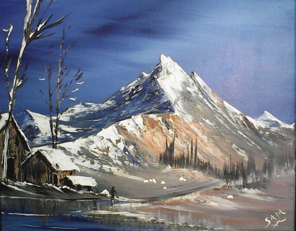 La montagne et l'identité