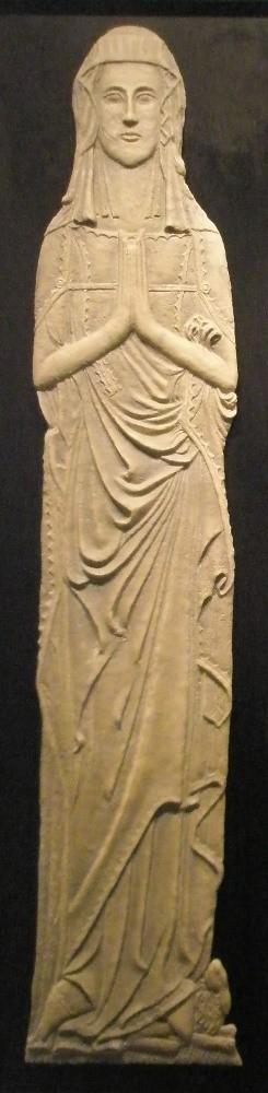 Dama medieval