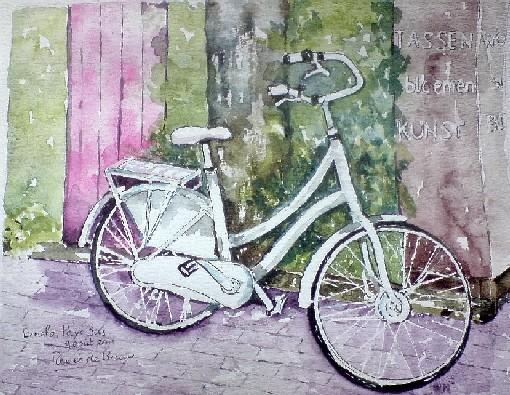 vélo à Ermelo