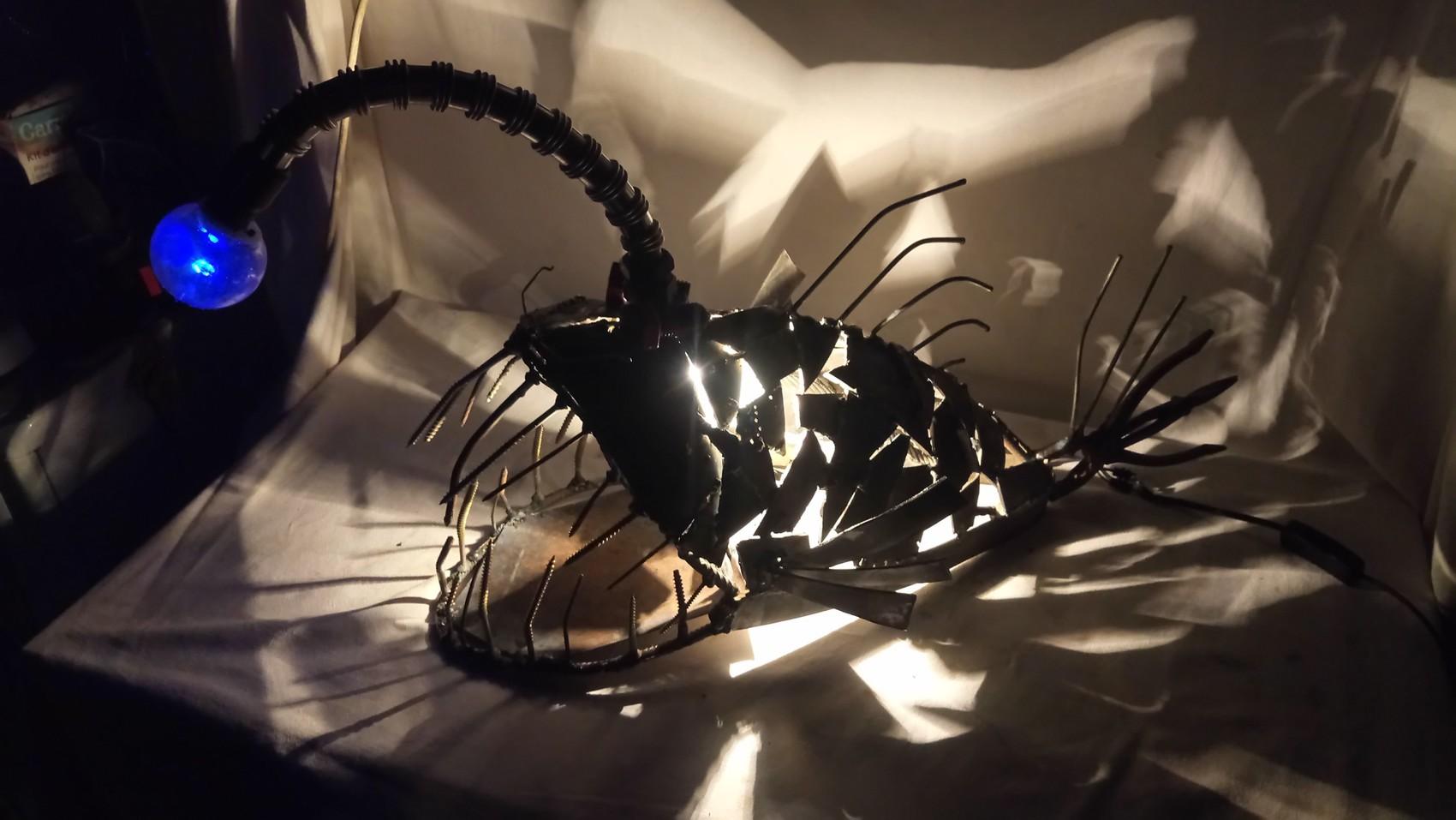 Poisson lanterne