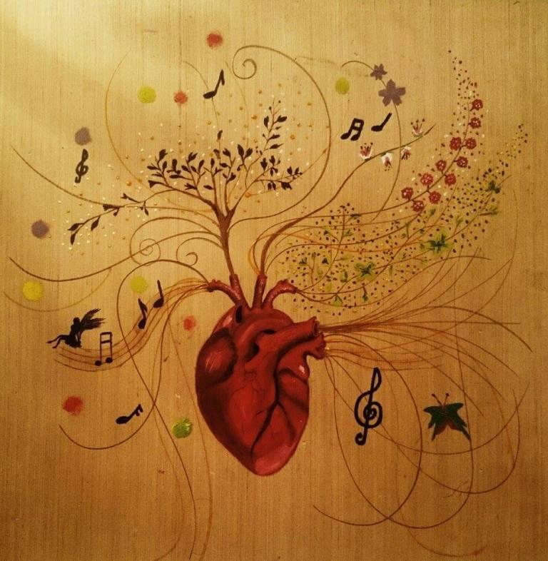 psychedelique happy heart 2