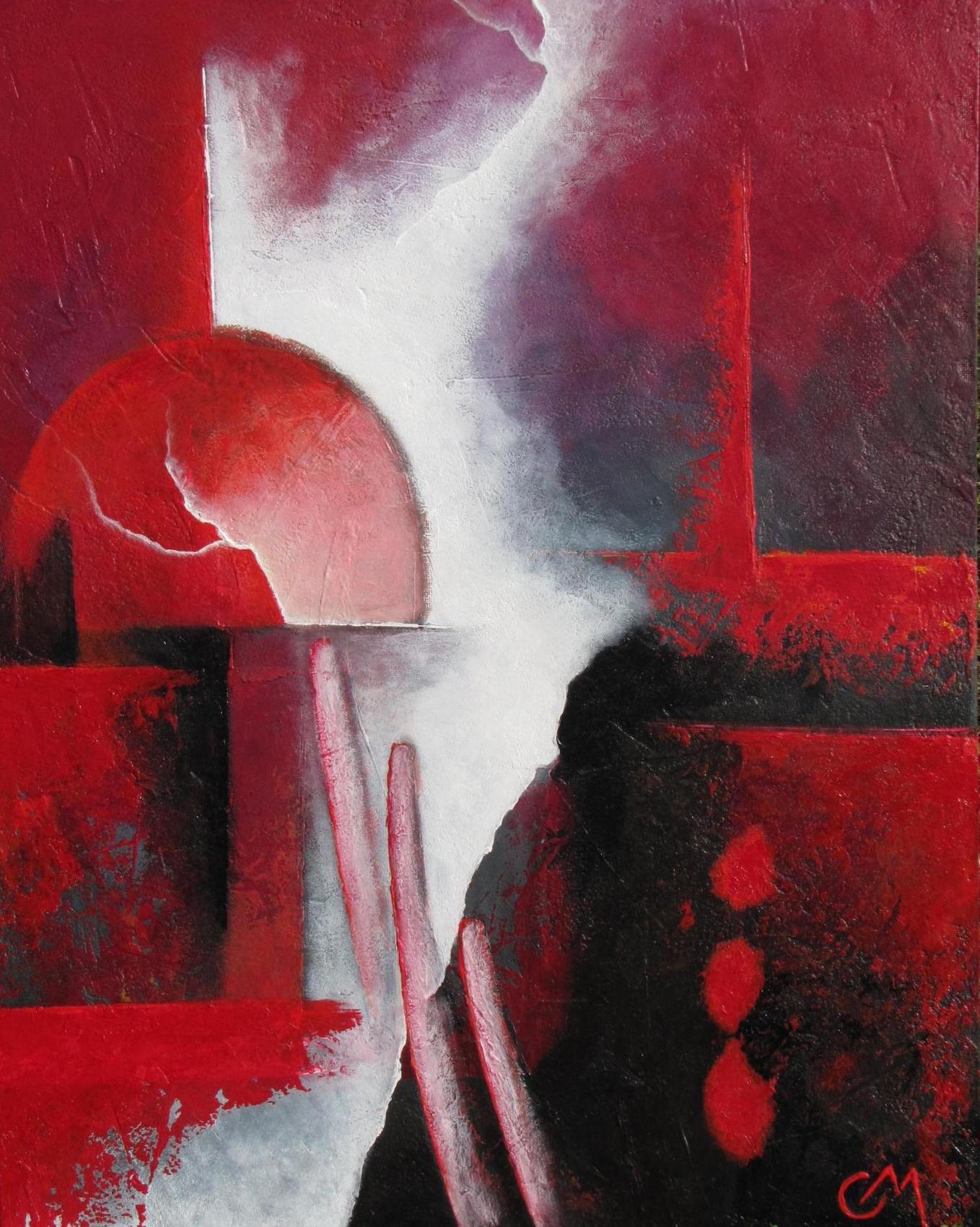 Le dome rouge