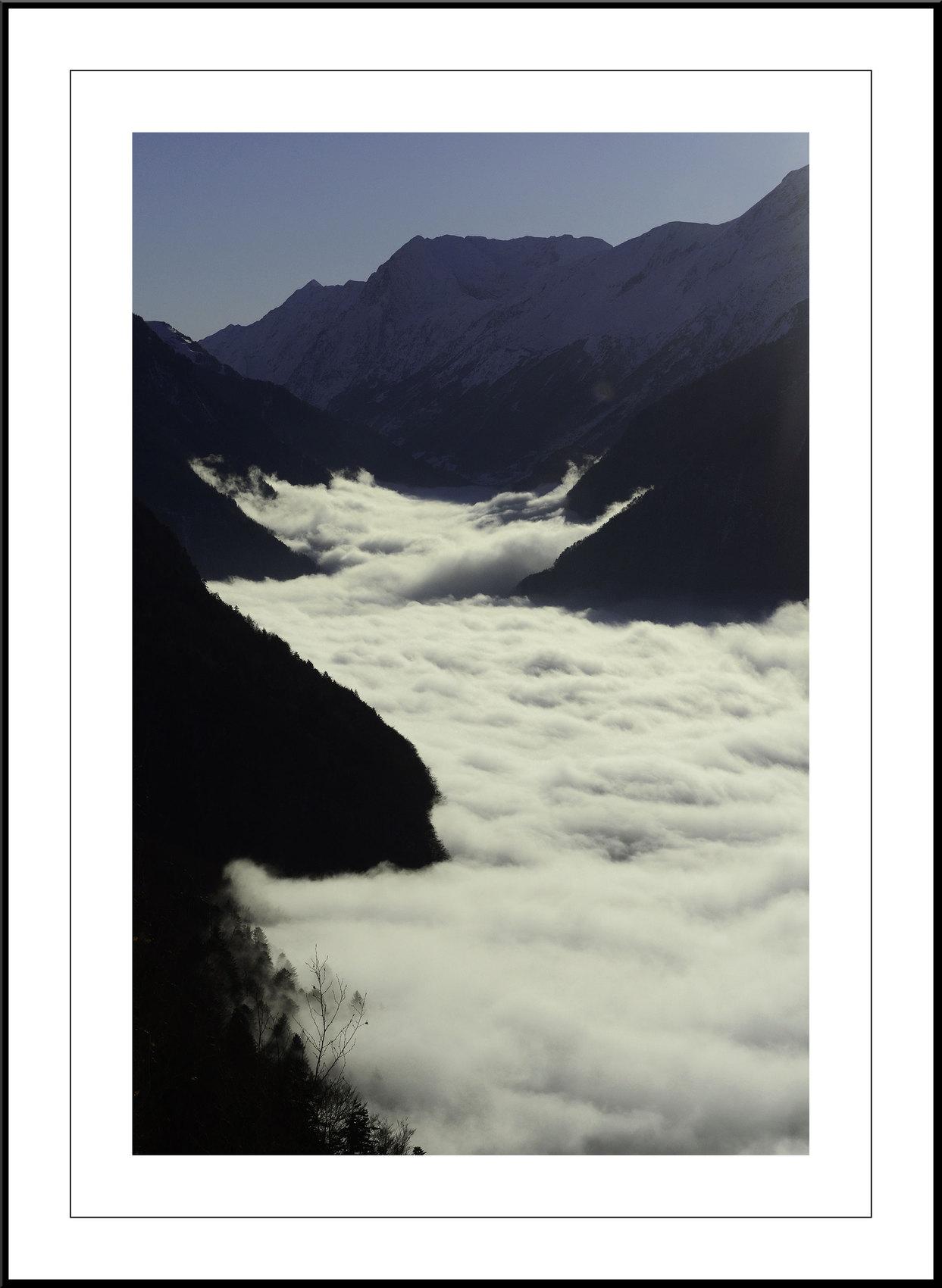 marée de nuages