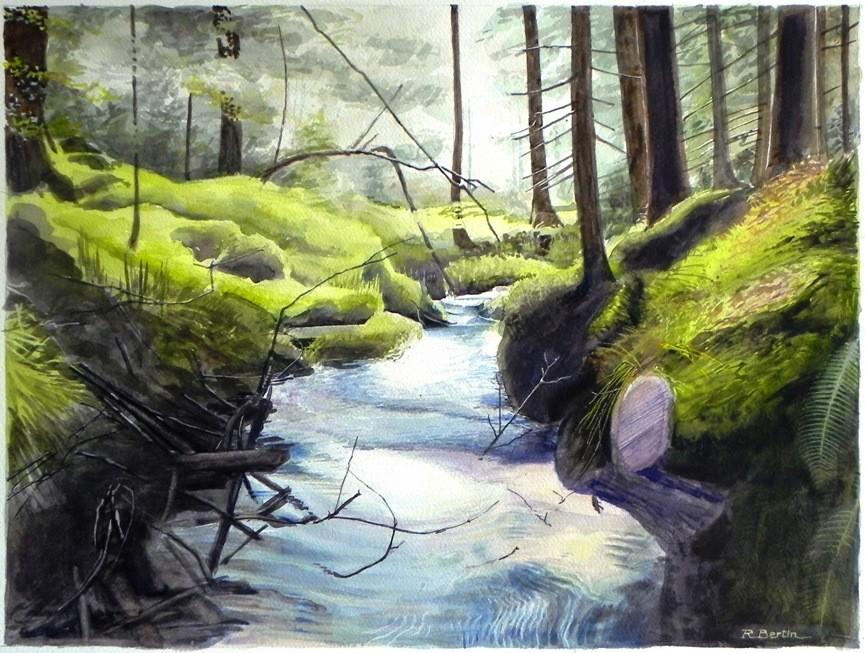 ruisseau de Mérelle
