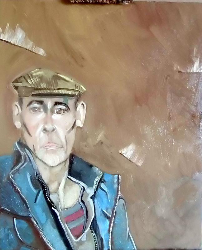 fin autoportrait