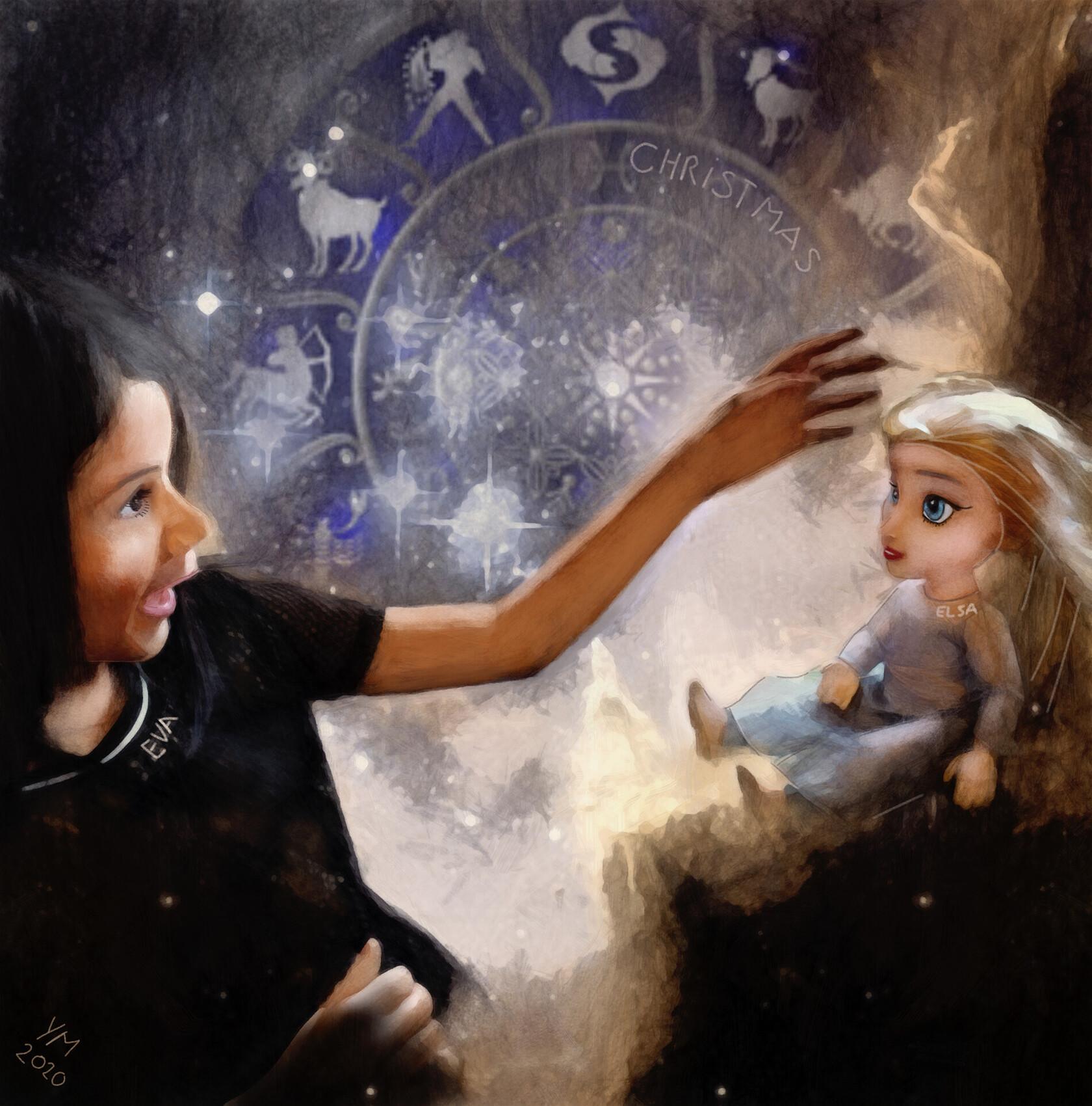 Eva et Elsa