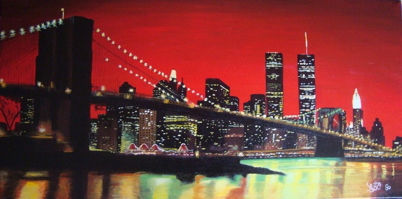 Une nuit rouge à NY