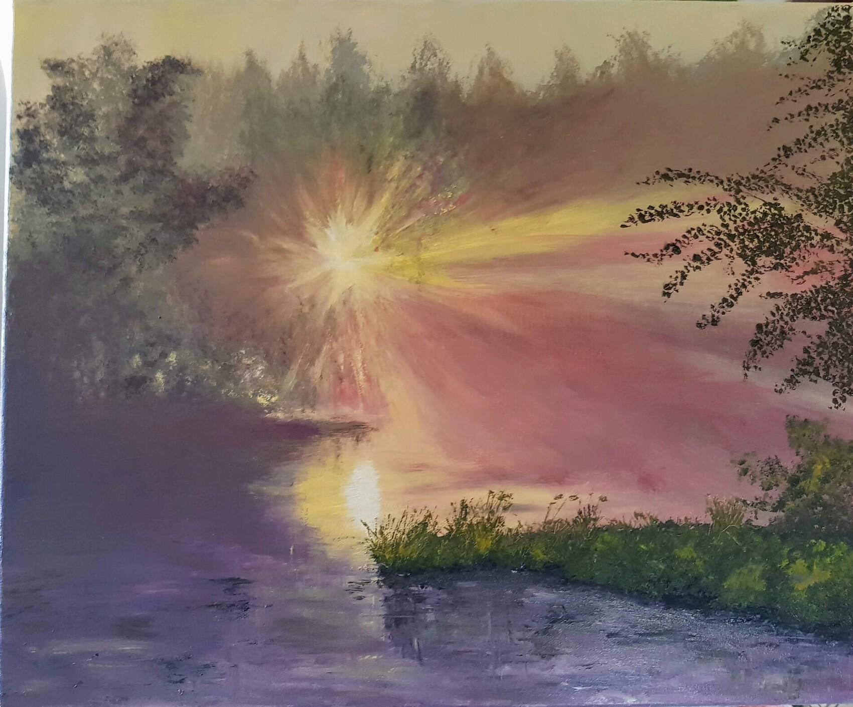 Explosion de soleil