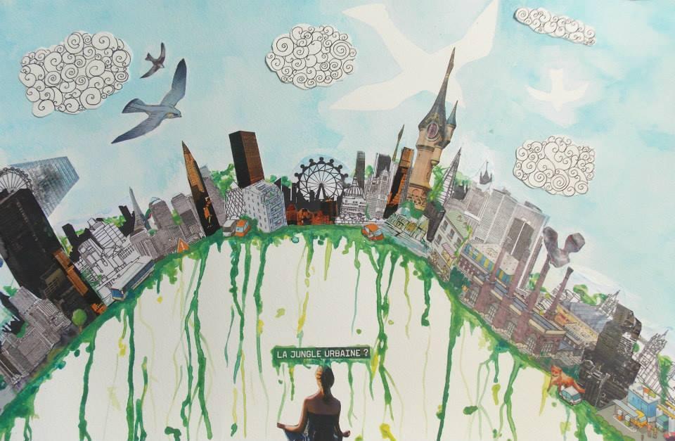 La jungle urbaine?