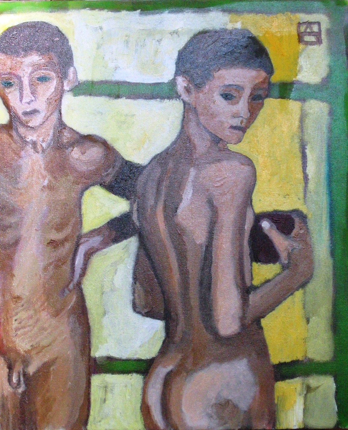 Galerie nu des garçons