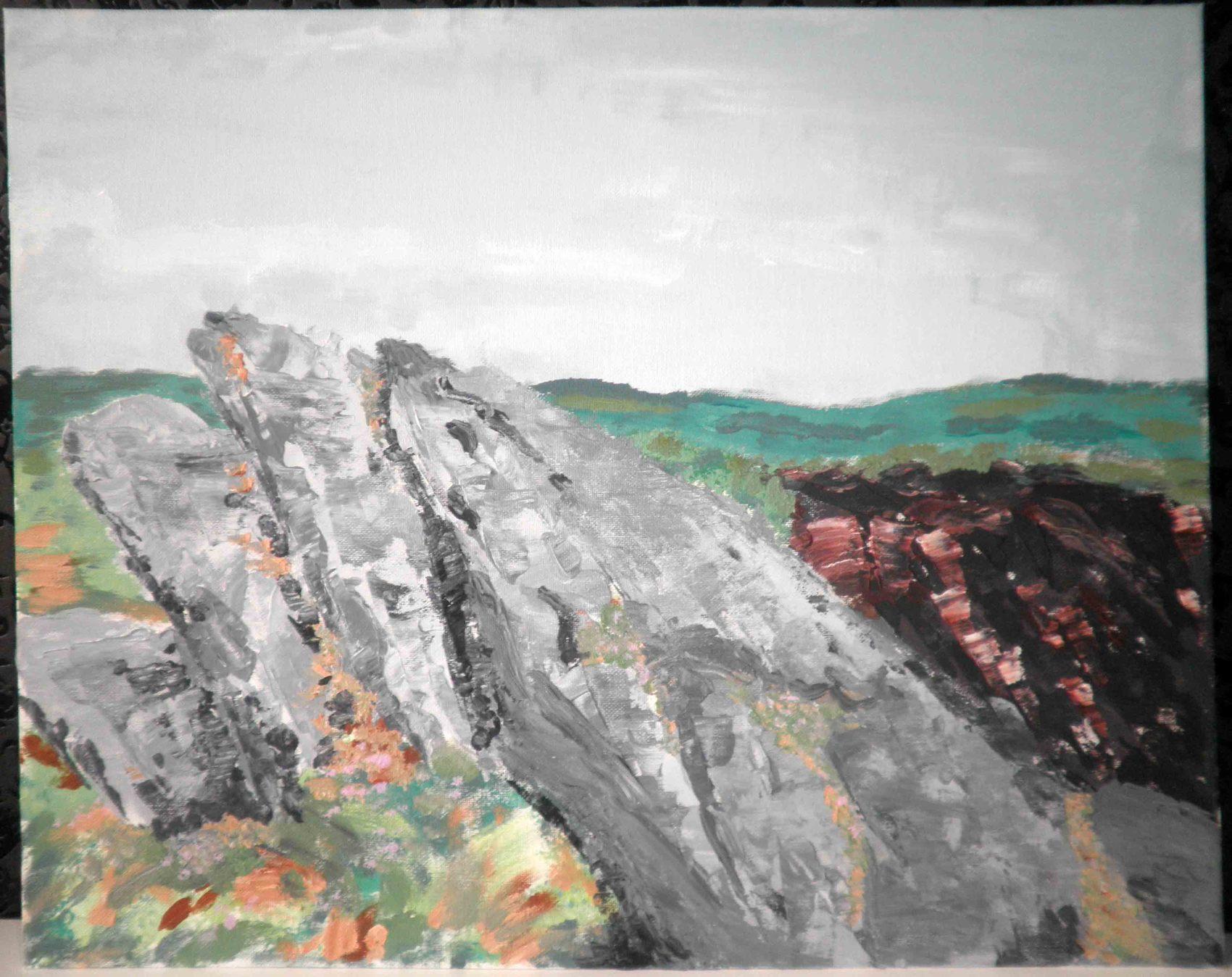 Etude de la roche