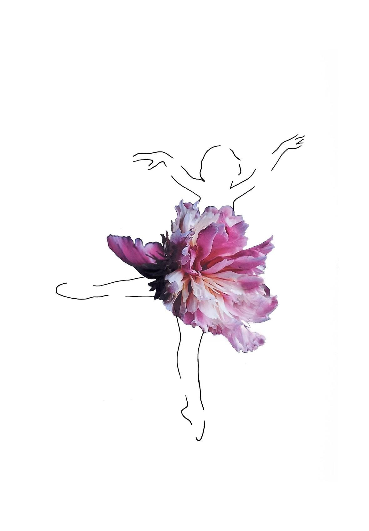 Fleur tutu ou tutu fleur...