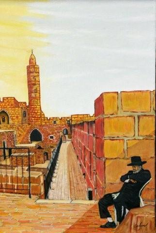 Jérusalem - City of David