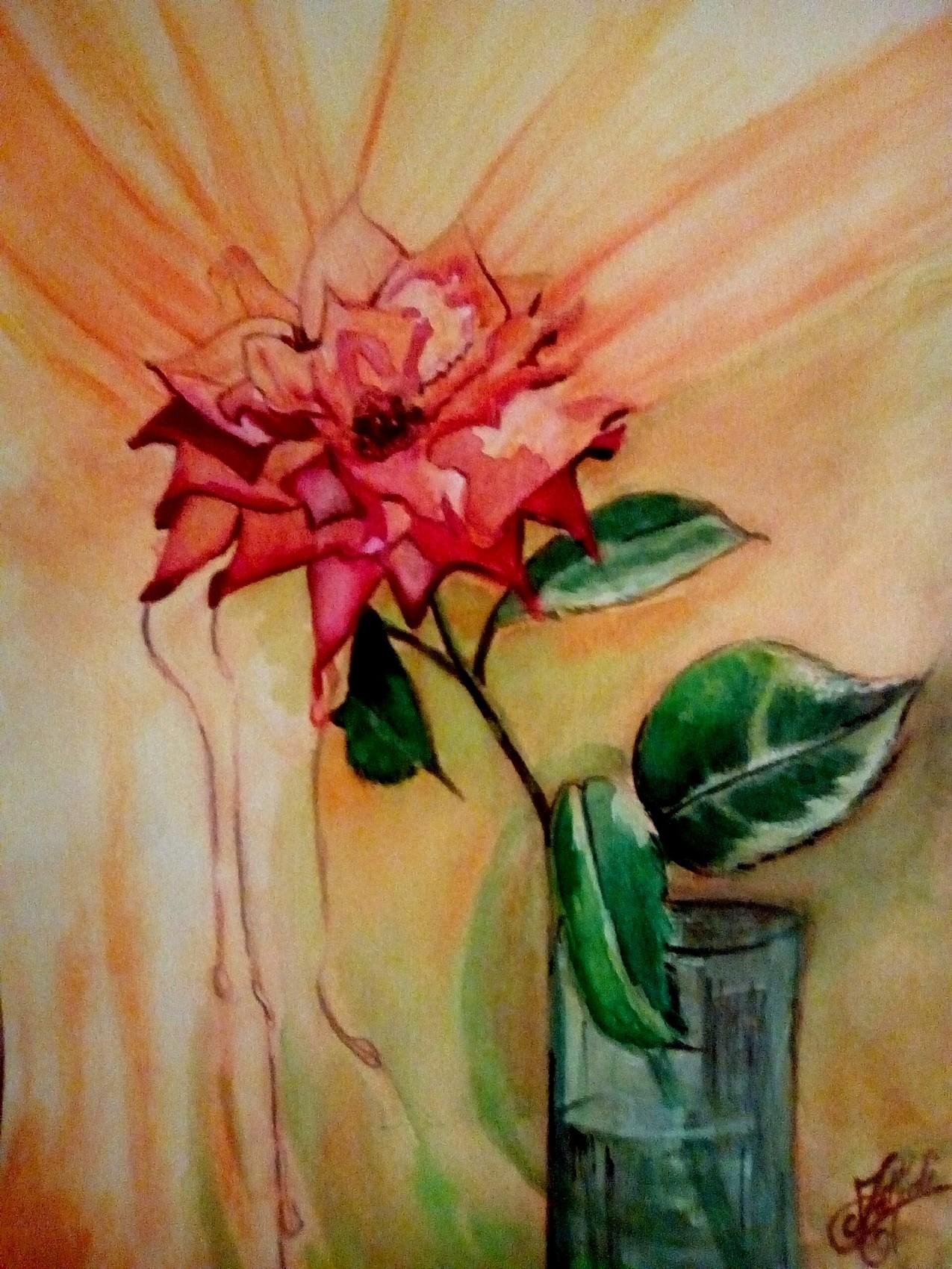 Rose chagrin