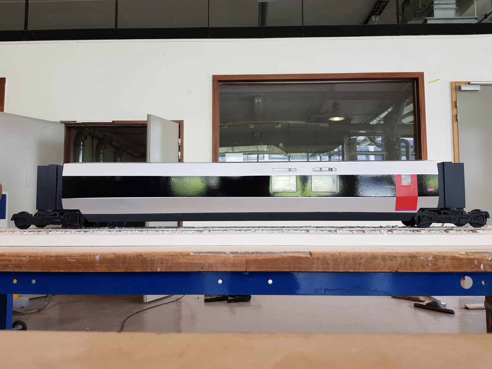 Wagon bar TGV Atlantique
