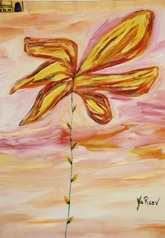 Fleur d'horizon