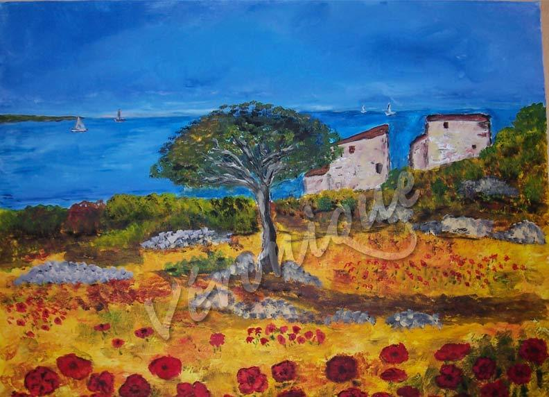 Provence en fleurs
