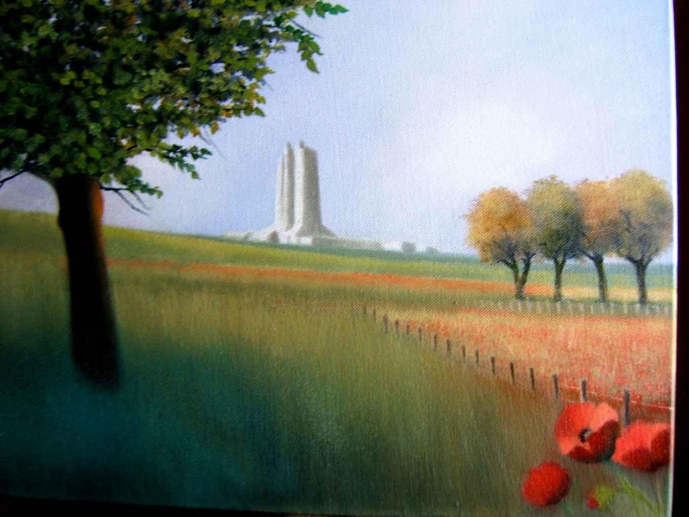 Mémorial Canadien première guerre mondiale
