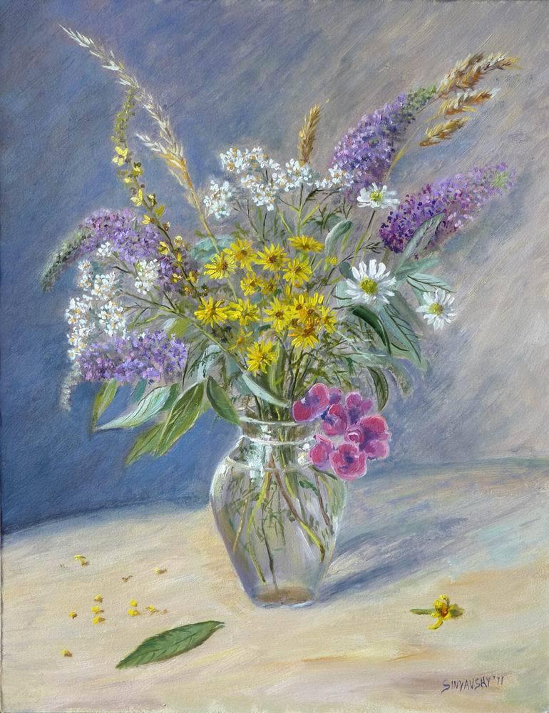 le bouquet de l'été froid