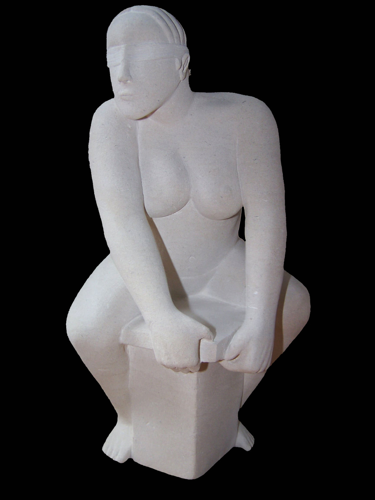 Sculpture Parité