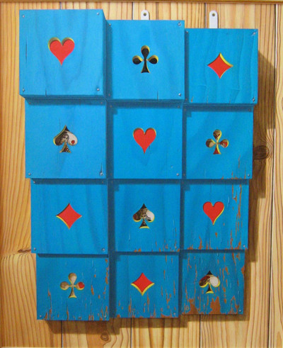 Cubes & cartes