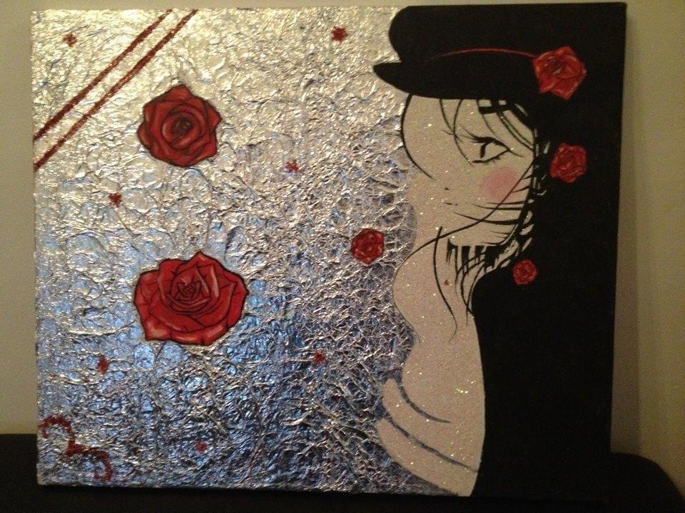D coration peinture avec paillettes limoges 3933 for Peinture avec paillette