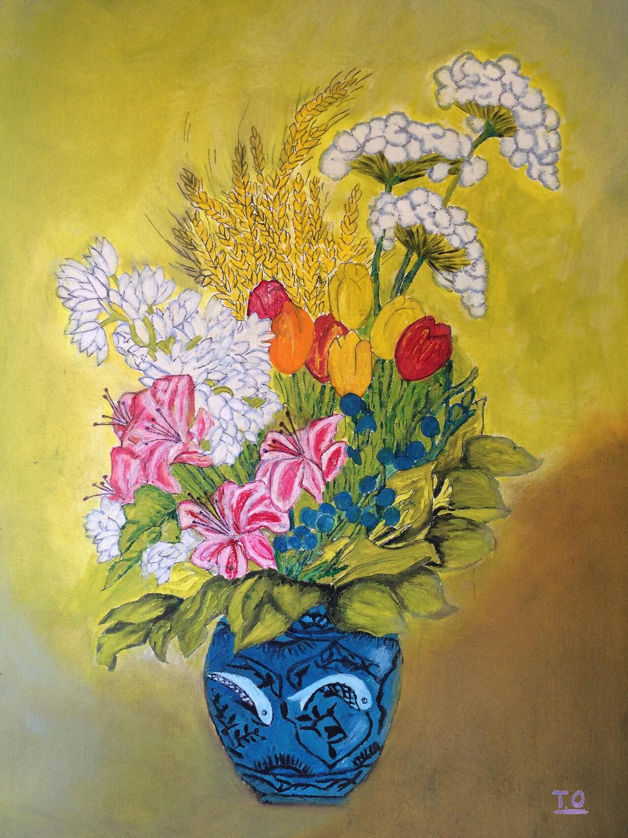 Joli bouquet  avant l'été
