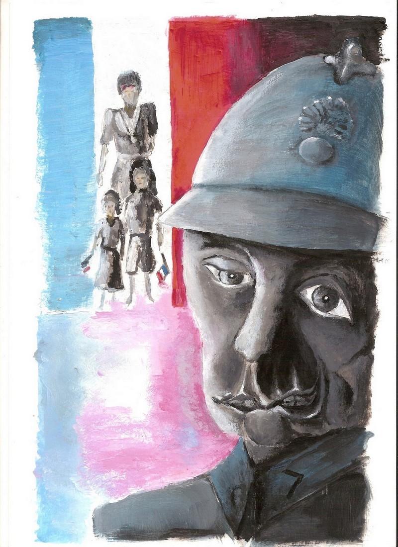 1914-1918 illustré pour les enfants-3-le Retour