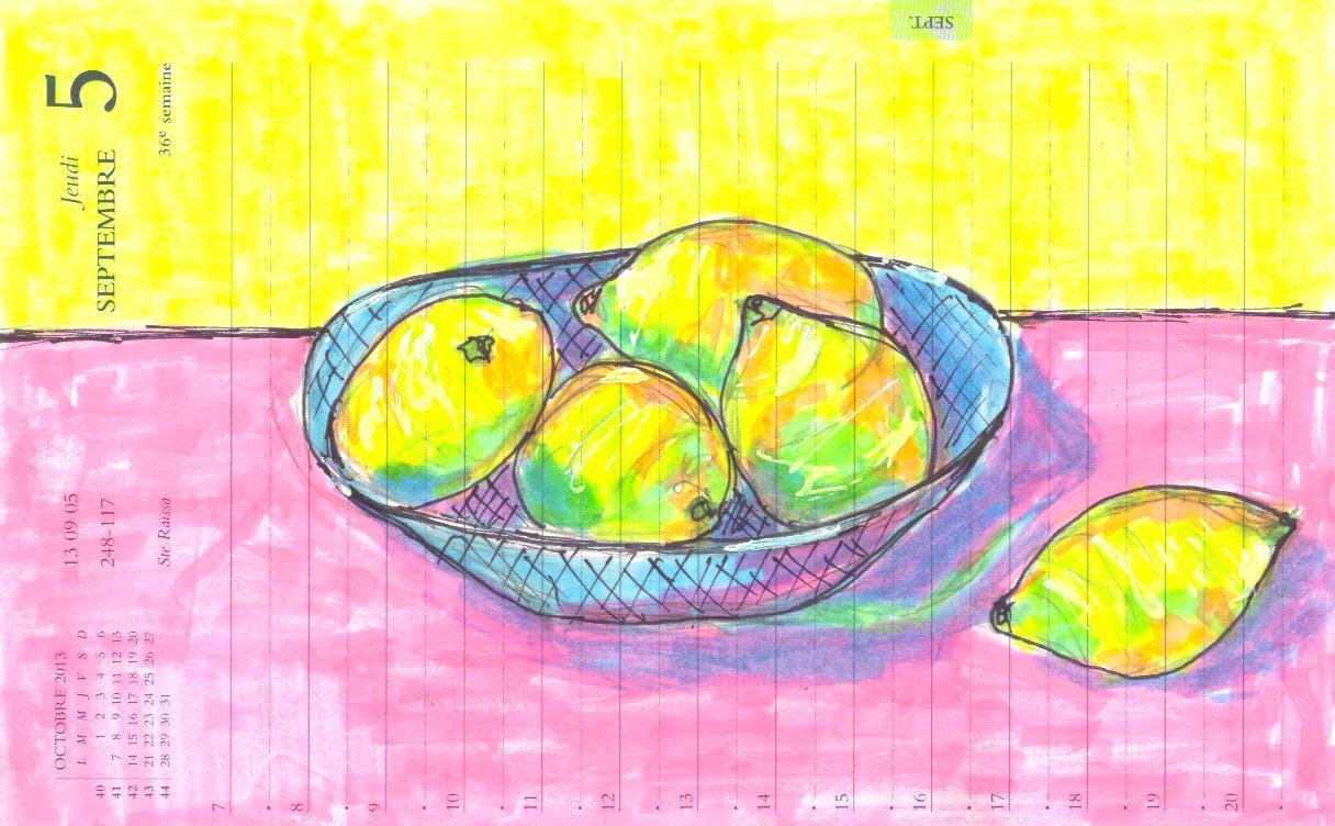 les p'tits citrons....