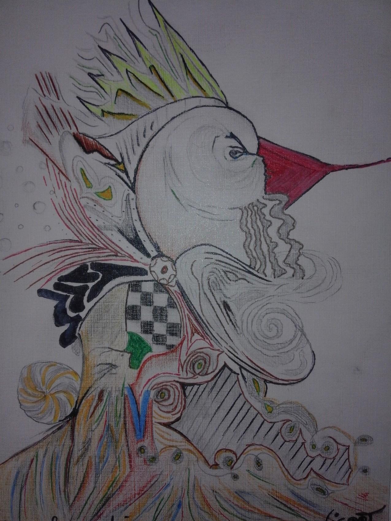 La poule mondaine