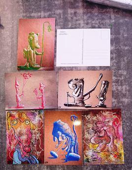 Carte Postal