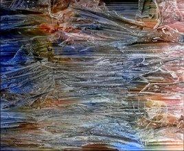 Peinture abstraite 85