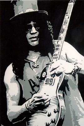 """Guitariste """" Slash """""""