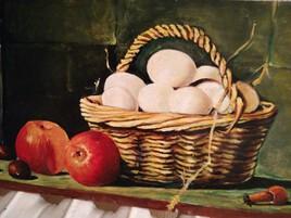 Panier d œufs