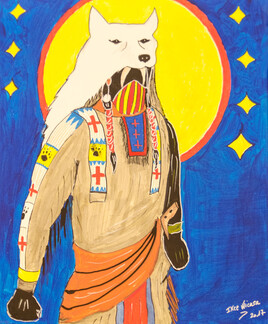 Sacred hunter