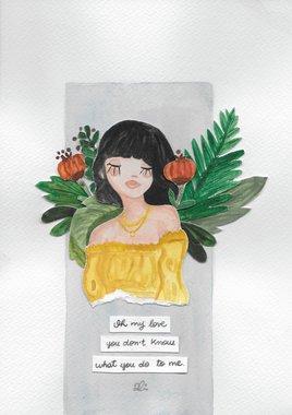 What you do to me | Originale