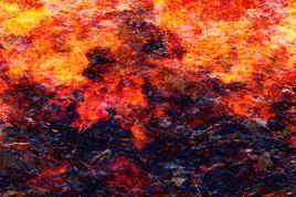 Coulée de lave E1h