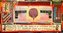 Bienvenue au bal des idees (welcome to earth)