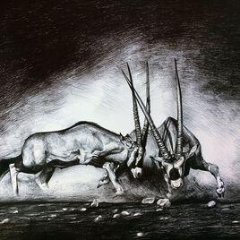 La Bataille d'Oryx